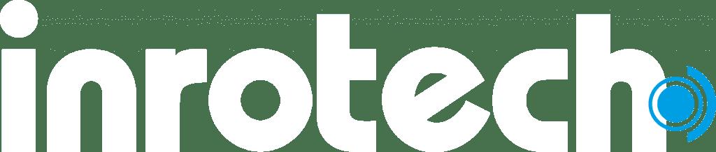 Inrotech white logo