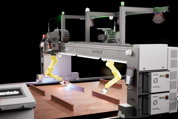 Inrotech-MicroTwin welding micro panels