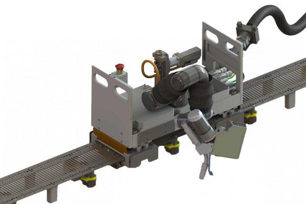 Multipass welding